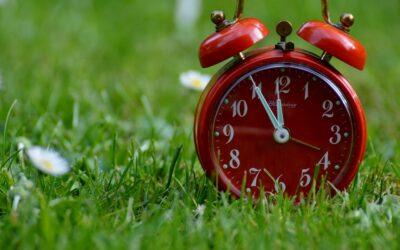 """Часовникът показва """"сега""""- 5 стъпки срещу отлагането"""