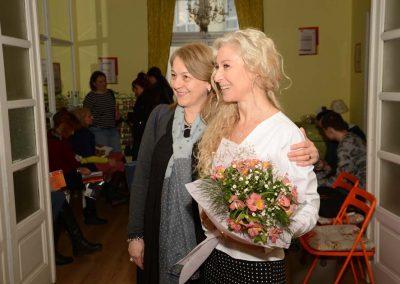 Калина Стефанова и Вержиния Джевелекова