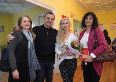 """Режисьорът Илиян Джевелеков на представяне на книгата """"Нямам време да имам време"""""""